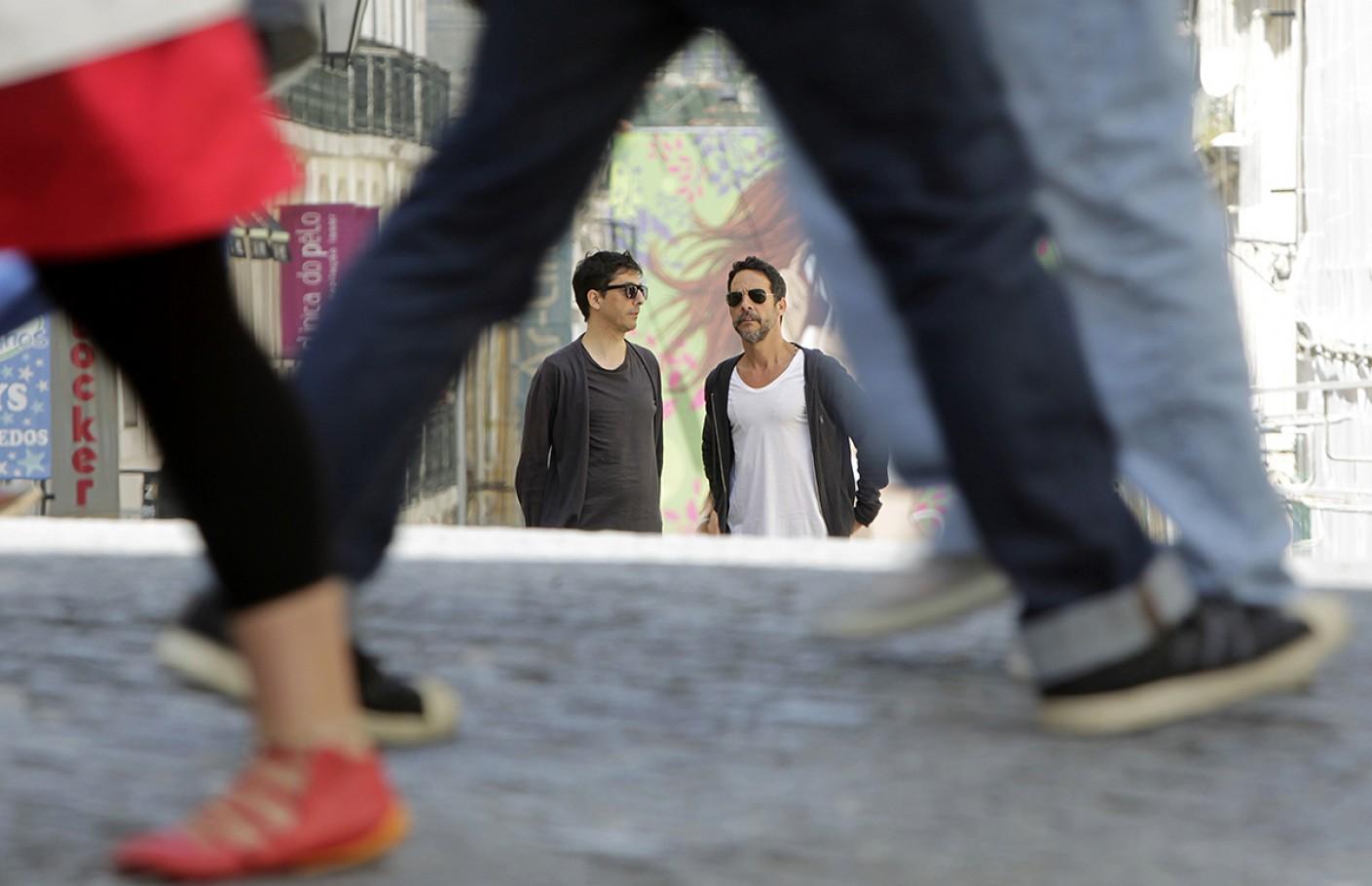 Rui da Silva e DJ Vibe (António Pereira)